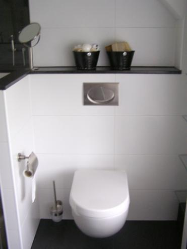 Project - Badkamer wc ...